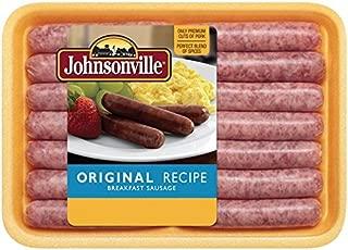 JOHNSONVILLE SAUSAGE BREAKFAST LINK ORIGINAL 12 OZ PACK OF 3