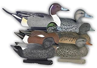 Greenhead Gear Life-Size Puddler Duck Pack,1/2 Dozen