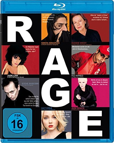 Rage (2009)  Origen Alemán, Ningun Idioma Espanol  (Blu-Ray