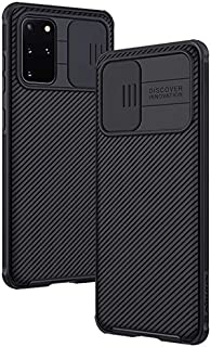 """Nillkin Case for Samsung Galaxy S20 Plus (6.7"""" Inch) CamShield Pro Camera Close & Open Double Layered Protection TPU + PC ..."""