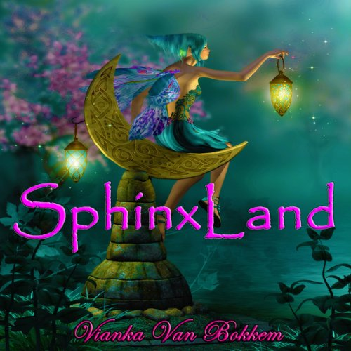 SphinxLand audiobook cover art