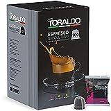 Caffè Toraldo Espresso Napoletano, Confezione da 100 Capsule