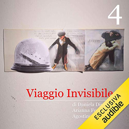 Odissea visionaria (Viaggio invisibile 4) copertina