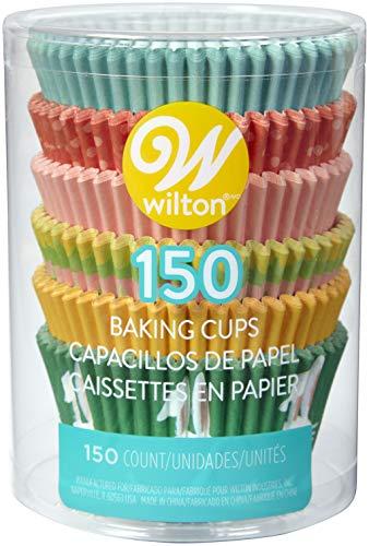 正規品 Wilton(ウィルトン)イースタースタンダードカップチューブ150CT イースター 紙カップ マフィン カップケーキ プチケーキ ベイキング ベーキング 焼き型 お弁当 ペーパー 敷き紙 ライナー 415-6691