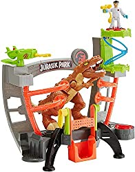 7. Fisher-Price Imaginext Jurassic World Research Lab