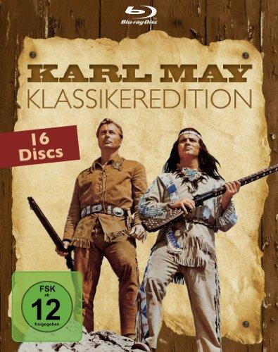 Produktbild von Karl May - Gesamtbox [Blu-ray]