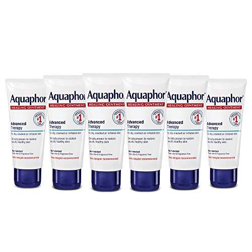 AQUAPHOR Healing Peau Pommade Advanced Therapy, 49,6 gram (lot de 6)