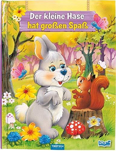 """Pop-Up-Buch """"Der kleine Hase hat großen Spaß"""": mit vielen Pop-Up-Elementen (Kinderbuch: Pop-Up)"""