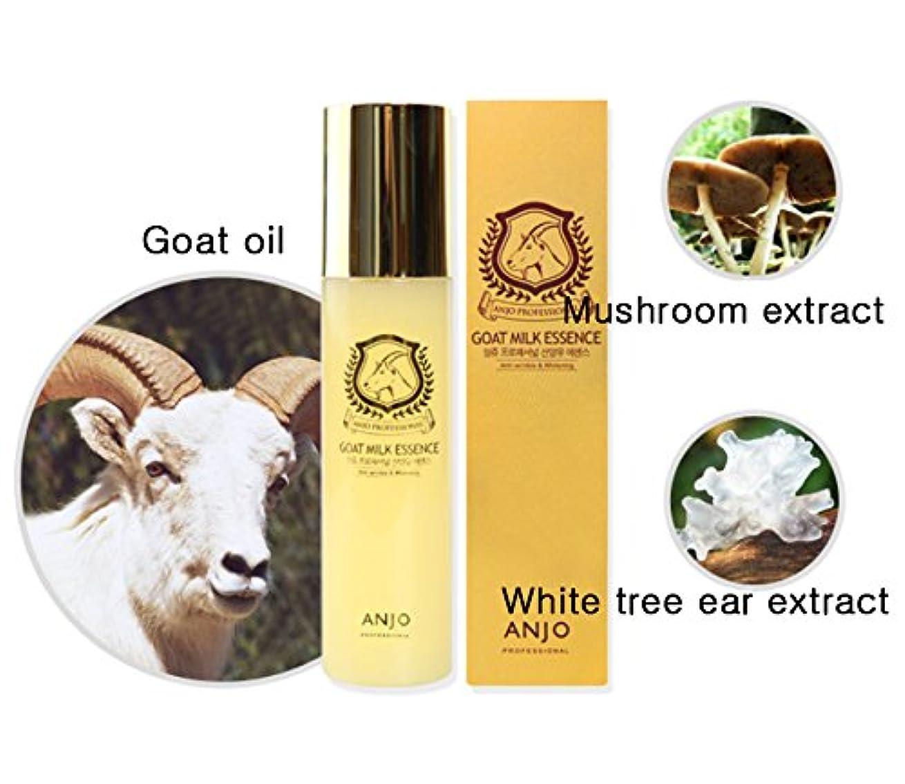 請求テスト怒って[ANJO] ヤギミルクエッセンス150ml /ミネラルウォーター/ホワイトニング、保湿、スキンケア / Goat Milk Essence 150ml / Mineral Water / Whitening, Moisturizing, Skin improvement / 韓国化粧品 / Korean cosmetics [並行輸入品]
