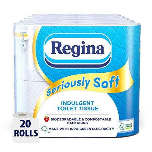 Regina Seriously Soft Toilettenpapier