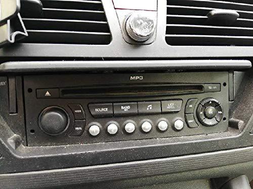 Sistema Audio/Radio Cd C C4 Picasso (usado) (id:jtosp652642)