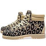 Adidas X Jeremy Scott OBYO Leopard - Botas de senderismo, color Multicolor, talla 39 1/3 EU