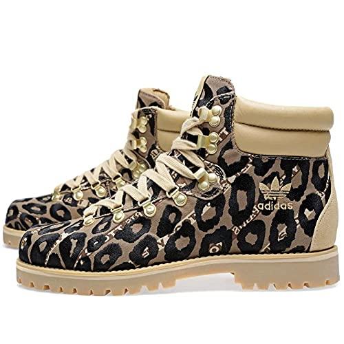 Adidas X Jeremy Scott OBYO Leopard Hiking Boot (G96748) 45 1/3 EU