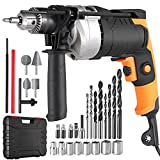 Best Corded Drills - Proster 780W Corded Hammer Drill Kit with 13mm Review