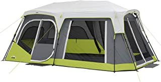 Core Two Room 12 Person Instant Cabin Tent with Side Entrance