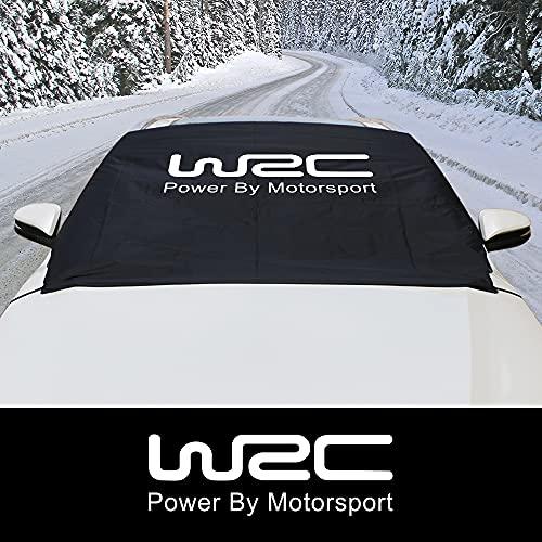 Protección UV para Cubiertas de Bloques de Invierno WRC WRC Bloque de Nieve Compatible con Seat Leon Subaru Skoda Suzuki Tesla Volvo Toyota Volkswagen VW Auto Accesorios Parasoles para Coche