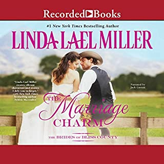 The Marriage Charm audiobook cover art