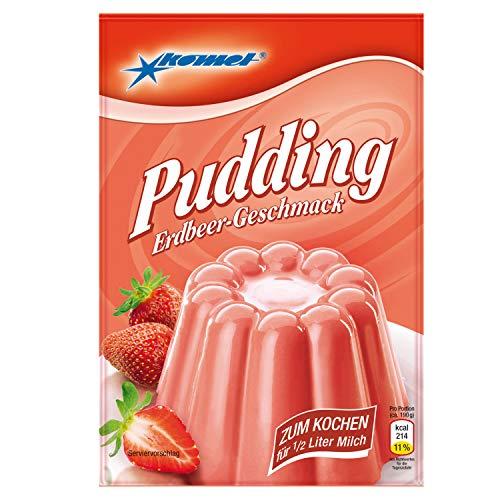 Komet Puddingpulver Erdbeere