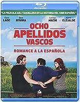 Ocho Apellidos Vascos Blu Ray Multiregion Solo Espanol