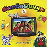 Cantajuego Volúmen 6 [DVD de Audio]
