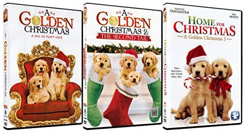 A Golden Christmas Pack (A Golden Christmas / A Golden Christmas 2: The Second Tail / A Golden Christmas 3: Home for Christmas)