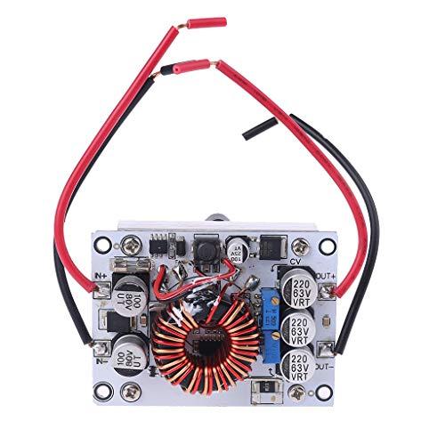 Yintiod Instelbare 180-W hoogzetapparaat met koellichaam en ventilator, CC/CV-constante stroomhozetter.