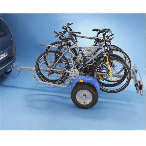 Unbekannt Mottez Anhänger, für 4 Fahrräder