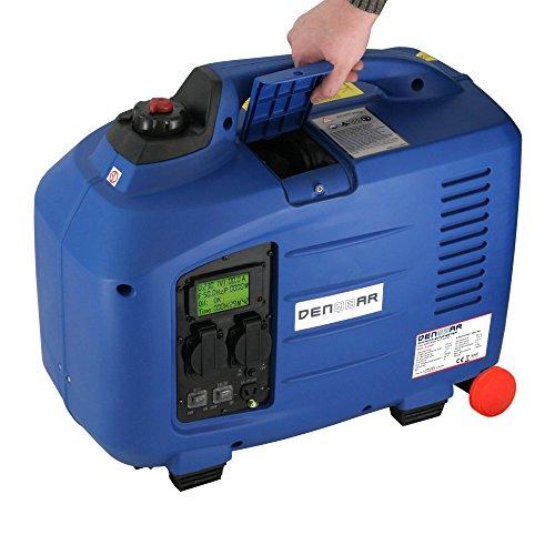 Denqbar Digitaler Inverter Generator - 6