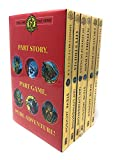 Fighting Fantasy Collection 10 Books Set Pack RRP:59.90 (Bloodbones, City of Thieves, Creature of Havoc, Deathtrap Dungeon, Eye of the Dragon, House of Hell, Stormslayer, The Citadel of Chaos,The Warlock of Firetrap Mountain,Night of the Necromancer)