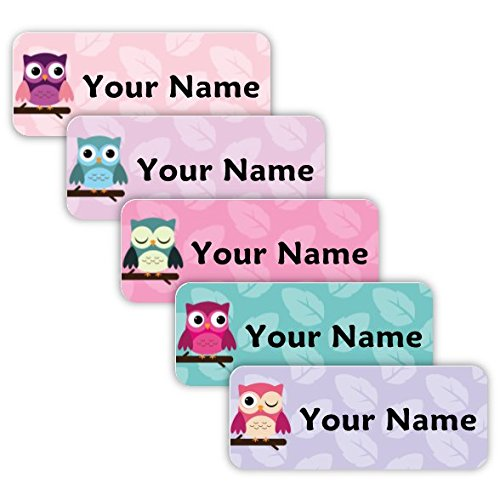 Personalized Name Labels: Amazon com