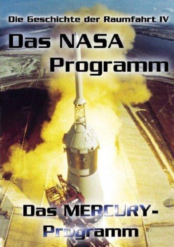 Das NASA Programm - Das Mercury Programm