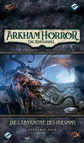 Fantasy Flight Games FFGD1117 Arkham Horror Spielzeug, Bunt