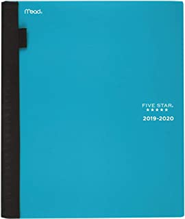 Five Star Student 2019-2020 Academic Year Weekly & Monthly Planner, Large, 8-1/2