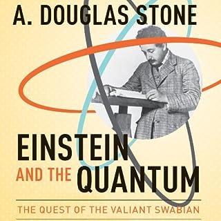 Einstein and the Quantum audiobook cover art