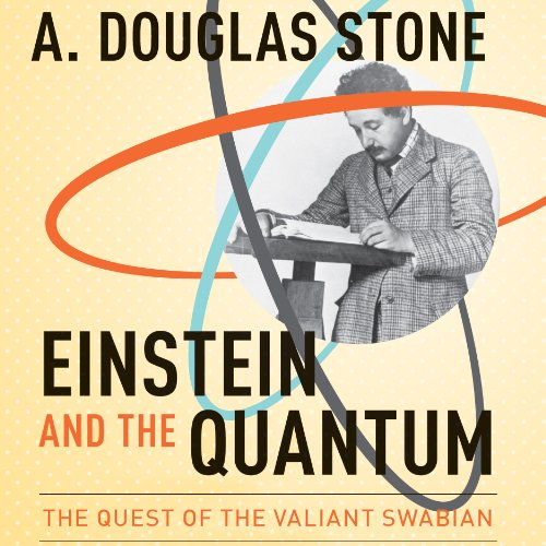 Einstein and the Quantum audiobook cover art