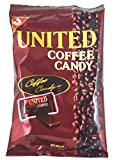 United Coffee Candy 4.94oz - 3 Bags of 4.94oz ea