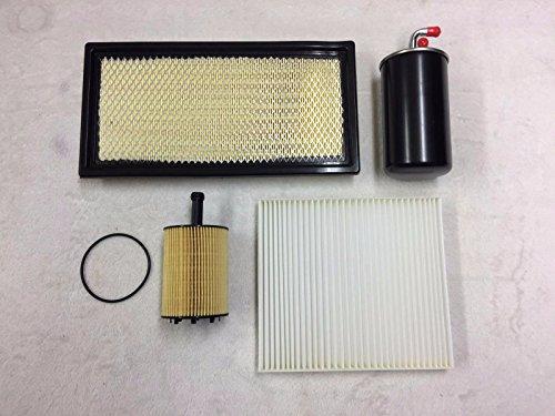 ASHIKA Fuel Filter 5166780 Caliber PM 2.0CRD 2007-2010