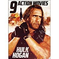 9-Action Movies Feat Hulk Hogan & Jesse Ventura [DVD] [Import]