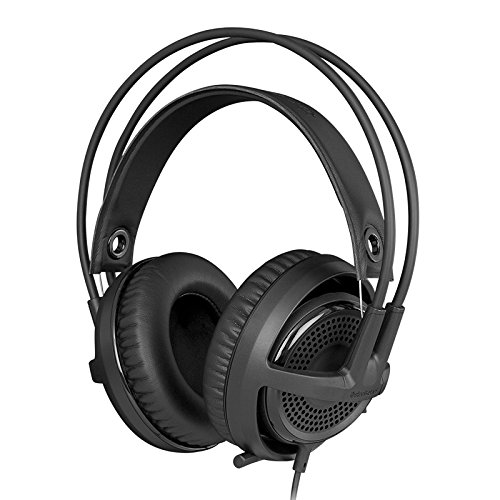 SteelSeries Siberia v3 Comfortable Gaming Headset - Black