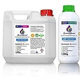 Secado rápido 12 horas Resina epoxi de alta calidad Resin4Decor una capa...