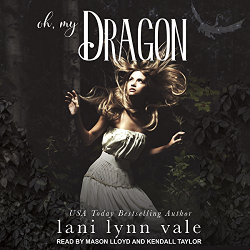 Oh, My Dragon audiobook cover art