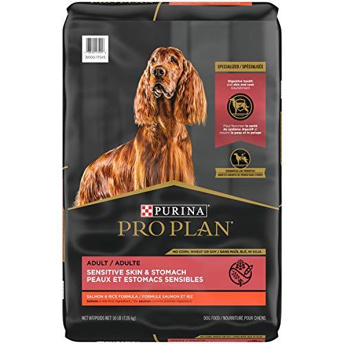 Pro Plan Dry Dog Food, Sensitive Skin & Stomach, Salmon & Rice 7.26 kg