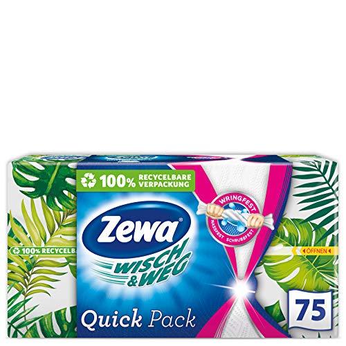Zewa Wisch&Weg Zewa Wisch&Weg Küchenrolle in der praktischen Softbox, 1x75 Blatt, 1 Stück