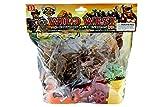 Distribuidores de Juguetes sobre Vaqueros Indios con diligencia Personajes, Multicolor, 8010362440064