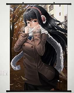 Wall Scroll Poster Fabric Painting For Anime Parasyte The Maxim Kana Kimishima 002 S