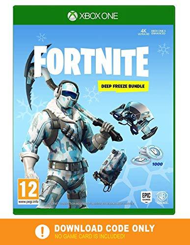 Fortnite: paquete de congelación profunda (Xbox One) versión de importación del Reino Unido
