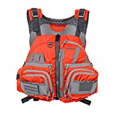 Kokatat Ul Leviathan Life Vest, Color: Orange, Size: M/L (LVULEVOR4)