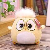 NLRHH Angry Birds Plüschpuppe Geschenk Kinderpuppe Spielzeug New Birds Abschnitte Peng (Farbe: 4...