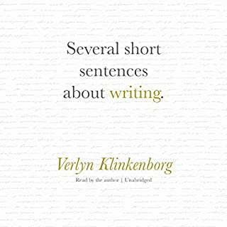 Several Short Sentences About Writing cover art