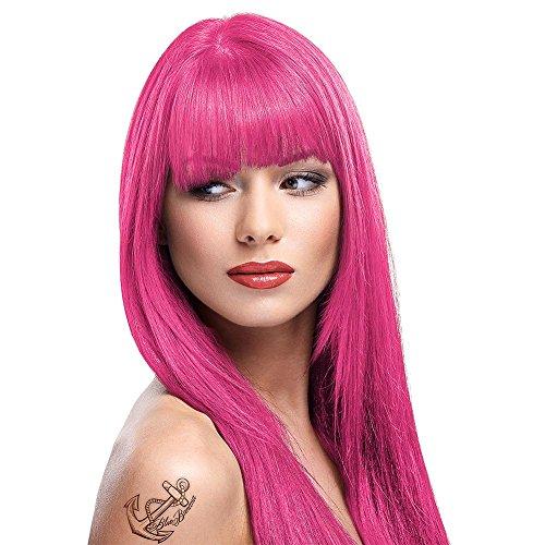 "La Riche Directions Haarfarbe ""Carnation Pink"" (Nelken-Rosa) 88 ml, halbpermanent"